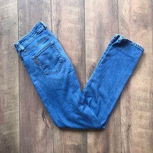 PAIGE | Jimmy Jimmy Skinny Jeans | 25